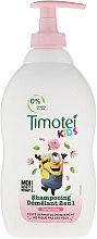 Parfums et Produits cosmétiques Shampooing démêlant 2 en 1 parfum rose pour enfant - Timotei Kids Shampoo