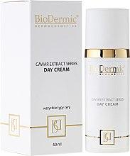 Parfums et Produits cosmétiques Crème de jour à l'extrait de caviar - BioDermic Caviar Extract Day Cream