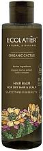 Parfums et Produits cosmétiques Après-shampooing bio à l'extrait de cactus - Ecolatier Organic Cactus Hair Balm For Dry Hair And Scalp