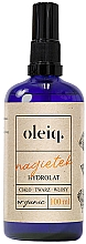 Parfums et Produits cosmétiques Hydrolat pour visage, corps et cheveux Calendula - Oleiq Hydrolat Calendula