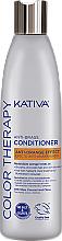 Parfums et Produits cosmétiques Après-shampoing neutralisant des tons oranges indésirables - Kativa Color Therapy Anti-Orange Effect Conditioner