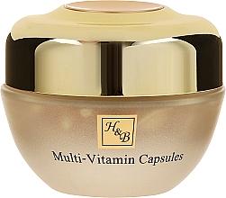 Soin en capsules à l'acide hyaluronique et collagène pour cou et décolleté - Health And Beauty Multi-Vitamin Capsules For Neck And Decollete — Photo N2