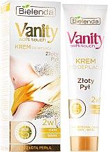 Parfums et Produits cosmétiques Crème dépillatoire pour corps et maillot - Bielenda Vanity Soft Touch Depilatory Cream