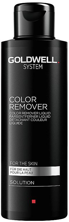 Détachant couleur liquide pour la peau du cuir chevelu - Goldwell System Color Remover Skin