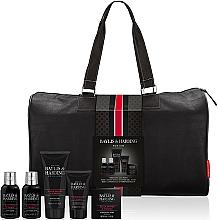 Parfums et Produits cosmétiques Coffret cadeau - Baylis & Harding Signature Men's Black Pepper & Ginseng Weekend Bag(shawer/gel/200ml+soap/150g+hair/body/wash/100ml+b/lot/100ml+a/sh/balm/50ml+acc)