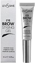 Parfums et Produits cosmétiques Gel fixateur pour sourcils - LeviSsime Eye Brow Styling Gel