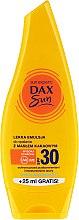 Parfums et Produits cosmétiques Emulsion solaire légère au beurre de cacao - Dax Sun Body Emulsion SPF 30