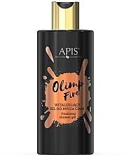 Parfums et Produits cosmétiques Gel douche revitalisant - APIS Professional Olimp Fire Shower Gel