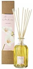 Parfums et Produits cosmétiques Bâtonnets parfumés, Orchidée - Ambientair Le Jardin de Julie Orchidee
