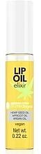 Parfums et Produits cosmétiques Élixir d'huiles hypoallergénique pour les lèvres - Bell Hypoallergenic Lip Oil Elixir