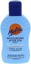 Parfums et Produits cosmétiques Lotion après-soleil à l'aloe vera, allantoïne et vitamine E - Malibu Moisturising Aftersun With Tan Extender