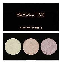 Parfums et Produits cosmétiques Palette d'enlumineurs - Makeup Revolution Highlight Palette