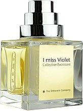 Parfums et Produits cosmétiques The Different Company I Miss Violet - Eau de Parfum