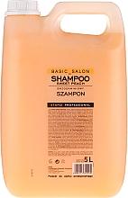 Shampooing à l'arôme de pêche - Stapiz Basic Salon Shampoo Sweet Peach — Photo N3