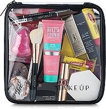Parfums et Produits cosmétiques Trousse de toilette transparente Visible Bag, 20x20x8cm (sans contenu) - MakeUp