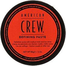 Parfums et Produits cosmétiques Cire coiffante à l'extrait d'ortie - American Crew Classic Defining Paste