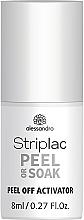 Parfums et Produits cosmétiques Dissolvant pour vernis semi-permanent - Alessandro International Striplac Peel Or Soak Peel Off Activator