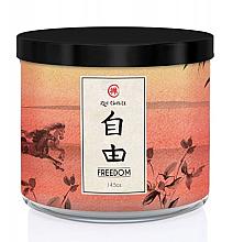 Parfums et Produits cosmétiques Kringle Candle Zen Freedom - Bougie parfumée en verre