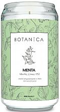 Parfums et Produits cosmétiques Bougie parfumée à la cire de noix de coco, Menthe - FraLab Botanica Candle