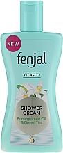 Parfums et Produits cosmétiques Crème de douche à l'huile de grenade et thé vert - Fenjal Vitality Body Wash
