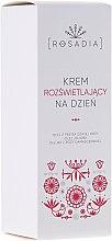 Parfums et Produits cosmétiques Crème de jour éclaircissante à l'huile de rose de Damas - Rosadia