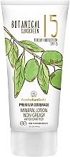 Parfums et Produits cosmétiques Lotion solaire pour corps - Australian Gold Botanical Sunscreen Premium Coverage Mineral Lotion SPF 15