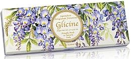 Parfums et Produits cosmétiques Saponificio Artigianale Wisteria Scented Soap - Set (savons/3pcs x 100g)