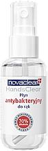 Parfums et Produits cosmétiques Spray antibactérien à l'aloe vera pour mains - Novaclear Hands Clear