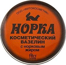 Parfums et Produits cosmétiques Vaseline cosmétique à la graisse de vison - FitoKosmetik
