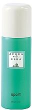 Parfums et Produits cosmétiques Acqua Dell Elba Sport - Déodorant spray