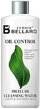Parfums et Produits cosmétiques Eau micellaire à l'aloe vera - Fergio Bellaro Oil Control Micellar Cleansing Water