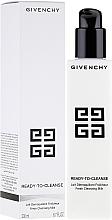 Parfums et Produits cosmétiques Lait démaquillant au beurre de karité - Givenchy Ready-to-Cleanse Lait Demauillant Fresh Cleansing Milk