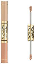 Parfums et Produits cosmétiques Correcteur et base yeux 3 en 1 - Collistar Correttore + Primer Occhi 3 in 1