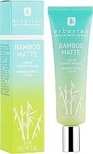 Parfums et Produits cosmétiques Crème à effet poudré pour visage - Erborian Bamboo Matte Powder Effect Cream