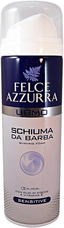 Mousse à raser - Felce Azzurra Men Sensitive Shaving Foam