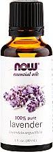 Parfums et Produits cosmétiques Huile essentielle de lavande 100% pure - Now Foods Lavender Essential Oils