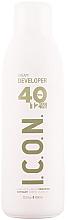Parfums et Produits cosmétiques Crème oxydante 12% - I.C.O.N. Ecotech Color Cream Activator 40 Vol (12%)