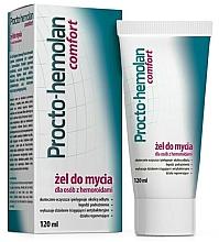 Parfums et Produits cosmétiques Gel nettoyant pour hémorroïdes - Aflofarm Procto-Hemolan Comfort Cleaning Gel