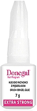 Parfums et Produits cosmétiques Colle extra forte pour faux ongles - Donegal Brush-On Gel Glue Extra Strong