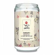 Parfums et Produits cosmétiques Bougie parfumée à la cire de noix de coco, Ganbaru - FraLab Jappo Ganbaru Coconut Candle