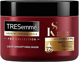 Parfums et Produits cosmétiques Masque à l'huile de marula pour cheveux - Tresemme Keratin Smooth Hair Mask