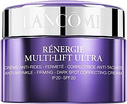 Parfums et Produits cosmétiques Crème à l'huile de graine de limnanthe pour visage - Lancome Renergie Multi-Lift Ultra Cream SPF20