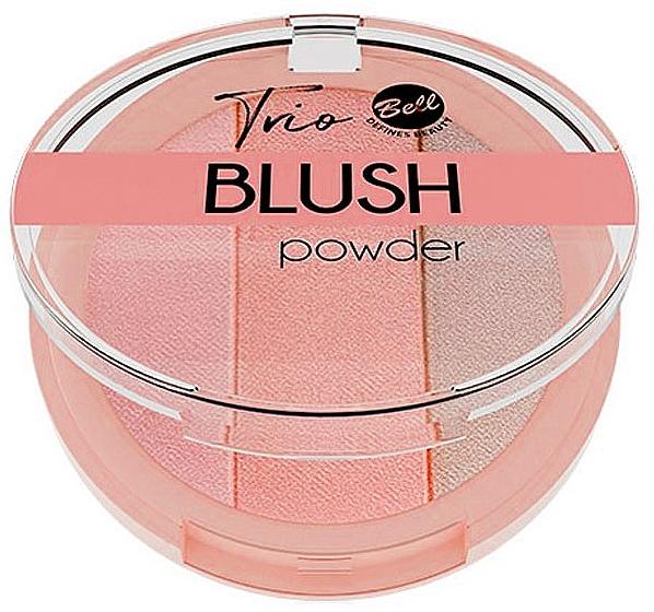 Blush compact - Bell Trio Blush Powder