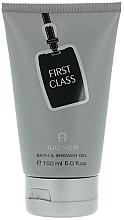 Parfums et Produits cosmétiques Aigner First Class - Gel bain et douche