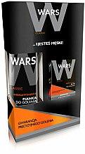 Parfums et Produits cosmétiques Miraculum Wars Classic - Set(mousse à raser/300ml + lotion après-rasage/90ml)