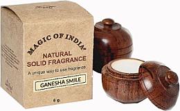 Parfums et Produits cosmétiques Parfum solide naturel, Ganesha Smile - Shamasa
