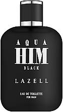 Parfums et Produits cosmétiques Aqua Him Black - Eau de Toilette