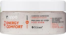 Parfums et Produits cosmétiques Gommage naturel au sucre pour les pieds - Silcare Nappa Natural Sugar Foot Scrub