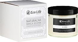 Parfums et Produits cosmétiques Bougie parfumée à la cire de soja, Inde magique - Eco Life Candles