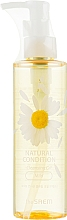 Parfums et Produits cosmétiques Huile nettoyante pour visage - The Saem Natural Condition Cleansing Oil Mild